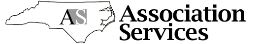 Logo - Association Services, Inc. Raleigh, NC
